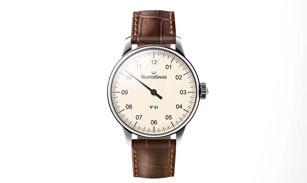 Brune Schmuckmanufaktur Uhr Meistersinger