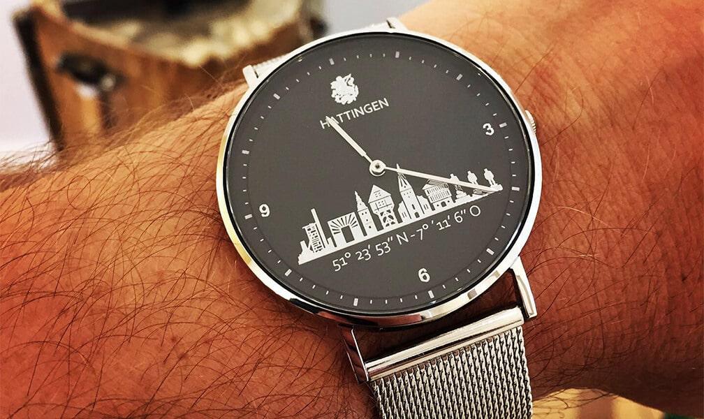 Brune Schmcukmanufaktur Hattingen Uhr